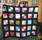 Quilt by Karen Spranza