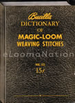 Bucilla Dictionary of Magic-Loom Weaving Stitches Cover