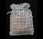 Woven Lace Bag