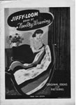 Jiffy Loom Book of Novelty Weaving Cover