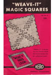 Weave-It Magic Squares Cover