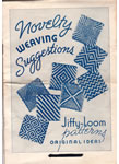 Jiffy-Loom pattern, Original Ideas Cover