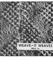 Weave-It Weaves Cover